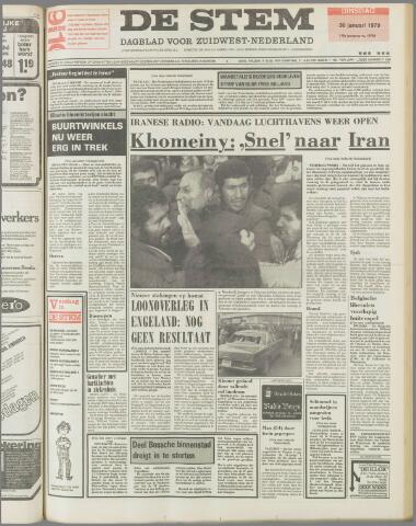 de Stem 1979-01-30