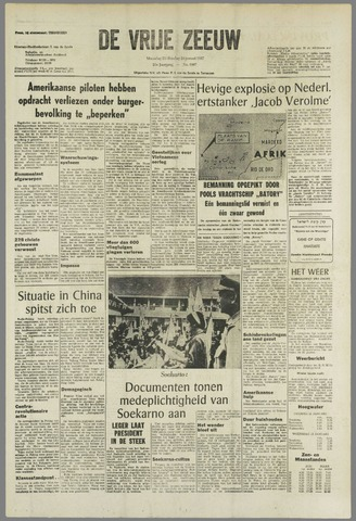 de Vrije Zeeuw 1967-01-23