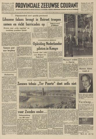Provinciale Zeeuwse Courant 1958-09-23