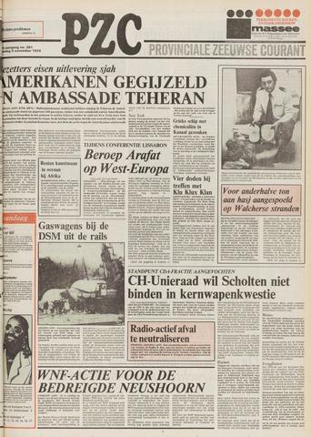 Provinciale Zeeuwse Courant 1979-11-05