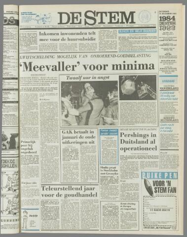 de Stem 1983-12-31