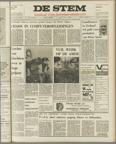de Stem 1971-01-27