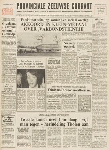 Provinciale Zeeuwse Courant 1970-04-22