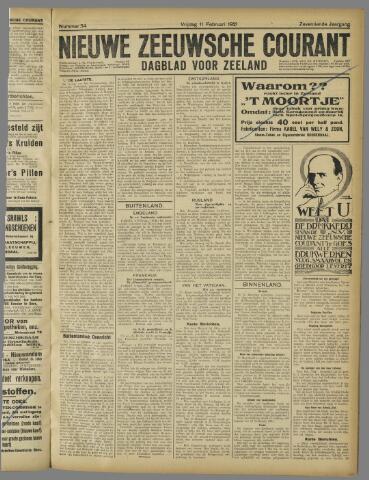 Nieuwe Zeeuwsche Courant 1921-02-11