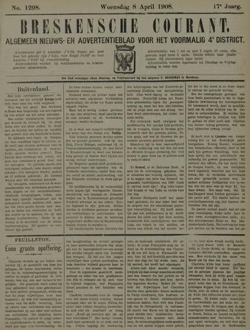 Breskensche Courant 1908-04-08