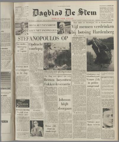 de Stem 1965-08-09