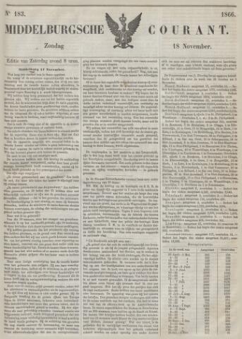 Middelburgsche Courant 1866-11-18