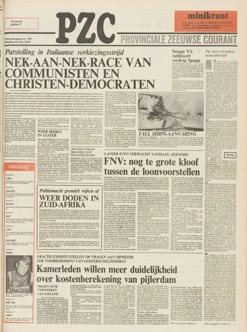 Provinciale Zeeuwse Courant 1976-06-22