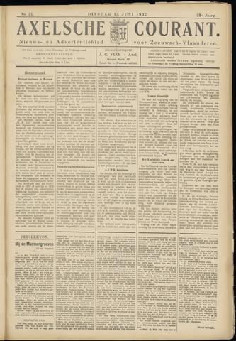 Axelsche Courant 1937-06-15
