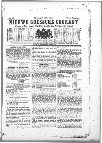 Nieuwe Goessche Courant 1875-07-20