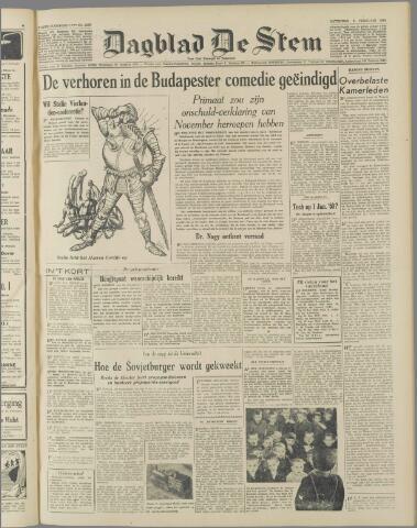 de Stem 1949-02-05