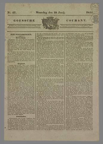 Goessche Courant 1844-06-10