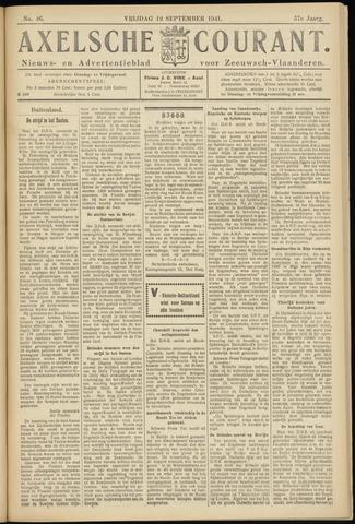 Axelsche Courant 1941-09-12