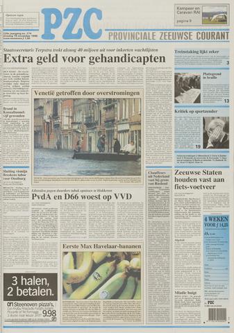 Provinciale Zeeuwse Courant 1996-11-19