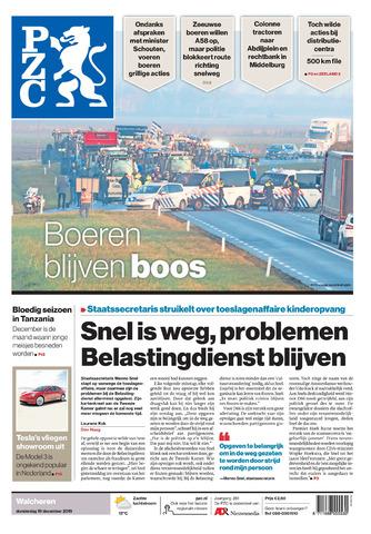 Provinciale Zeeuwse Courant 2019-12-19