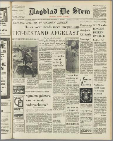 de Stem 1968-01-30