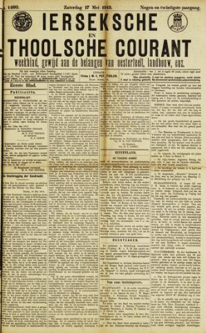 Ierseksche en Thoolsche Courant 1913-05-17