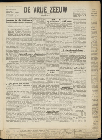 de Vrije Zeeuw 1950-01-10