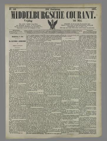 Middelburgsche Courant 1891-05-22