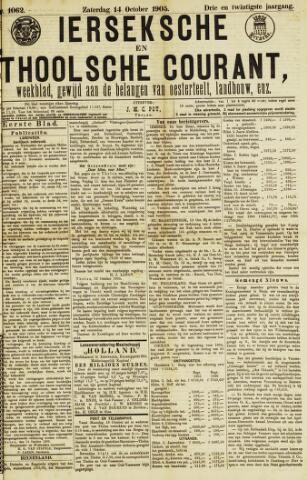 Ierseksche en Thoolsche Courant 1905-10-14