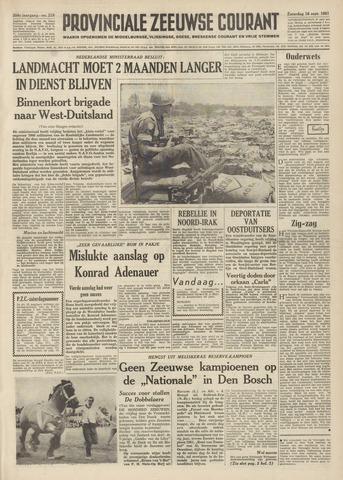 Provinciale Zeeuwse Courant 1961-09-16