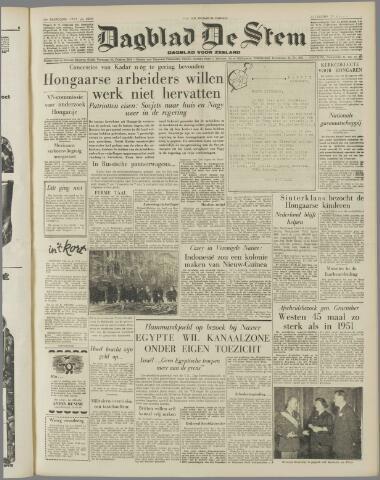 de Stem 1956-11-17