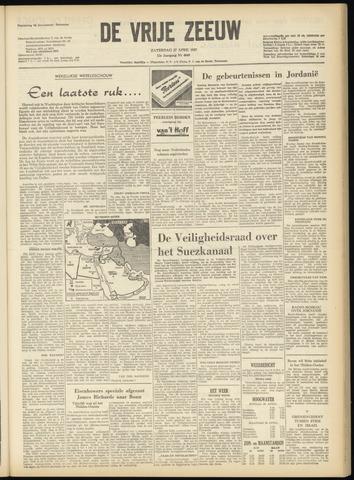 de Vrije Zeeuw 1957-04-27