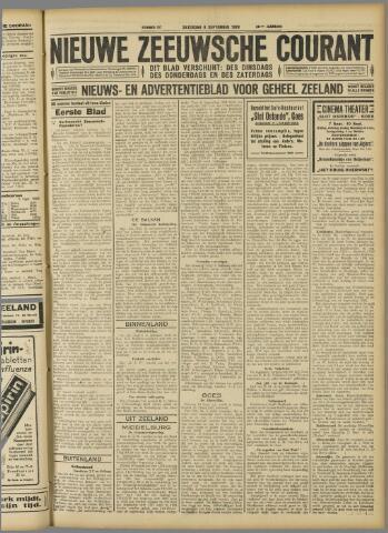 Nieuwe Zeeuwsche Courant 1928-09-08