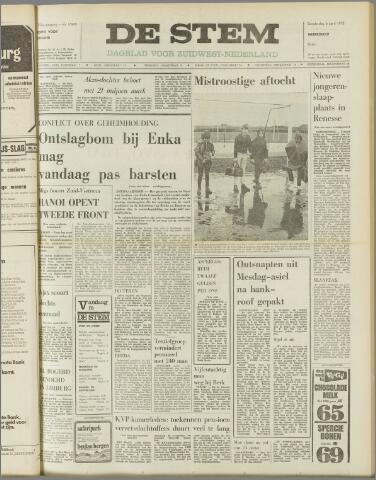 de Stem 1972-04-06