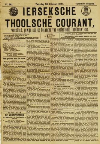 Ierseksche en Thoolsche Courant 1898-02-26