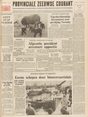 Provinciale Zeeuwse Courant 1968-03-26