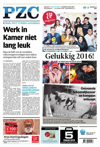 Provinciale Zeeuwse Courant 2016-01-02