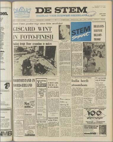 de Stem 1974-05-20
