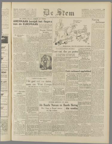 de Stem 1948-10-09