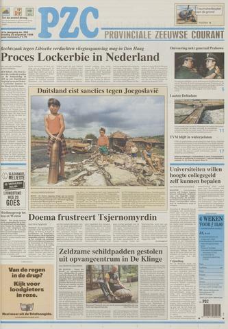 Provinciale Zeeuwse Courant 1998-08-25