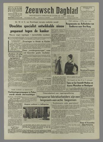 Zeeuwsch Dagblad 1957-01-08