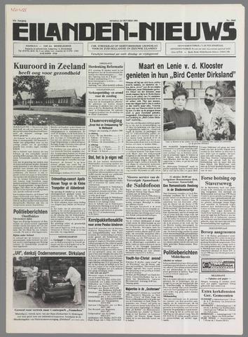 Eilanden-nieuws. Christelijk streekblad op gereformeerde grondslag 1989-10-24