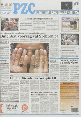 Provinciale Zeeuwse Courant 2000-07-12