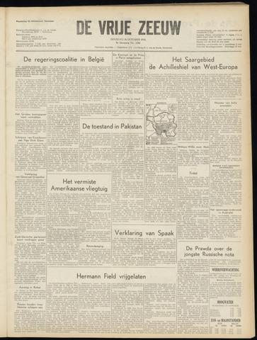 de Vrije Zeeuw 1954-10-26