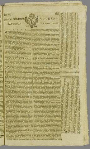 Middelburgsche Courant 1806-09-20