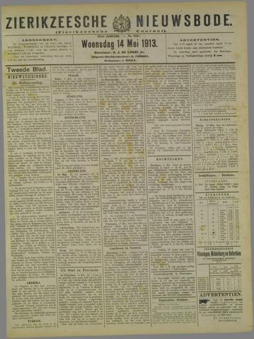 Zierikzeesche Nieuwsbode 1913-05-14