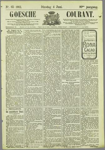 Goessche Courant 1912-06-04