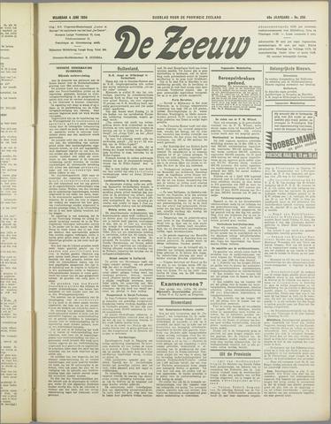 De Zeeuw. Christelijk-historisch nieuwsblad voor Zeeland 1934-06-04