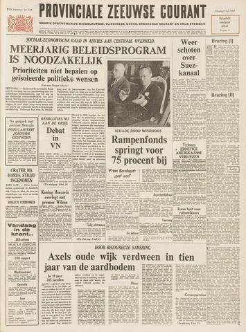 Provinciale Zeeuwse Courant 1967-07-04