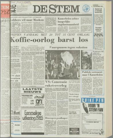 de Stem 1985-11-05