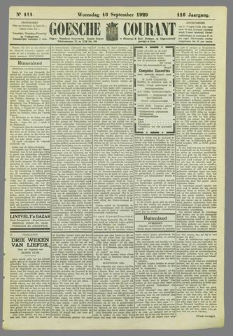 Goessche Courant 1929-09-18