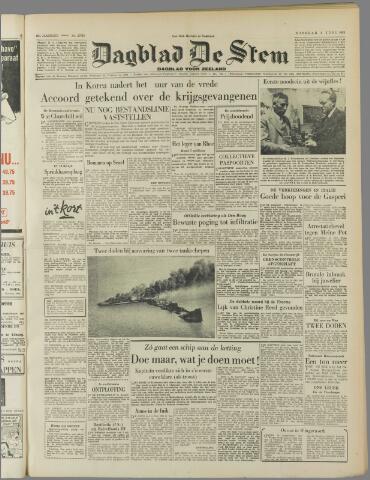 de Stem 1953-06-09
