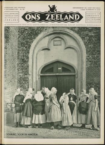 Ons Zeeland / Zeeuwsche editie 1931-12-18