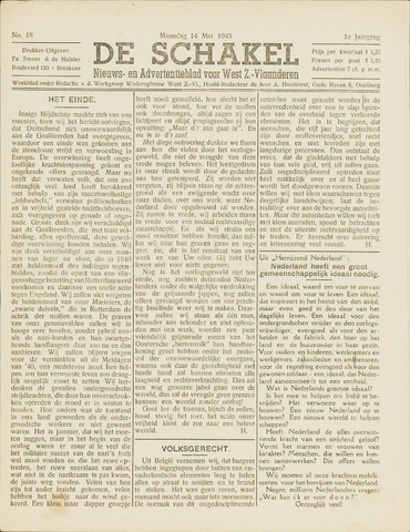 De Schakel 1945-05-14