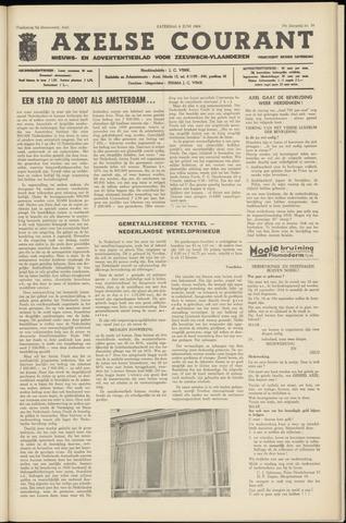 Axelsche Courant 1964-06-06